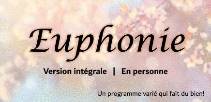 Logo concert Euphonie Intégral